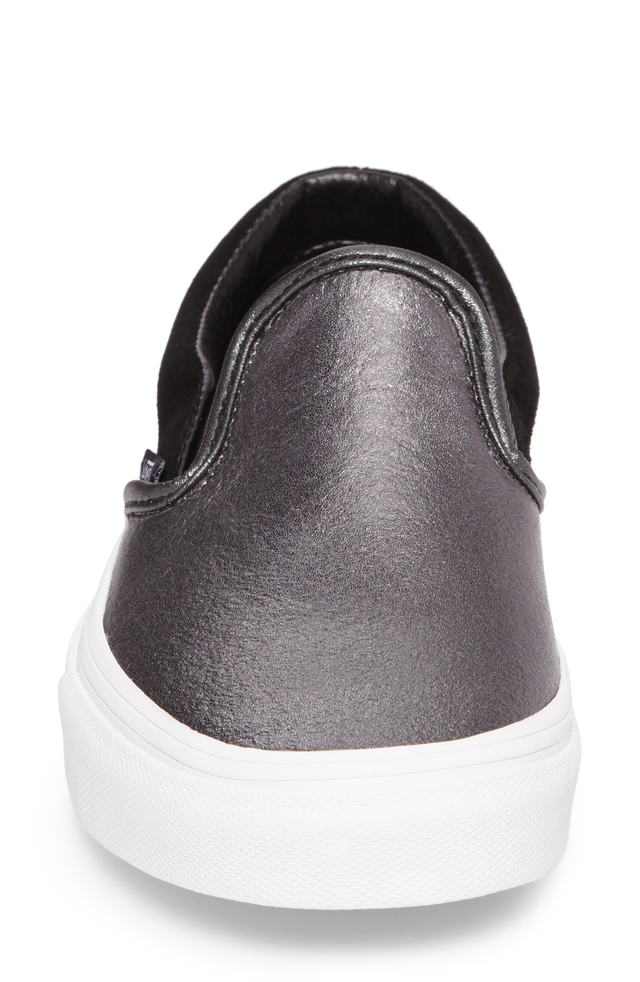 ,                             Classic Slip-On Sneaker,                             Alternate thumbnail 78, color,                             018