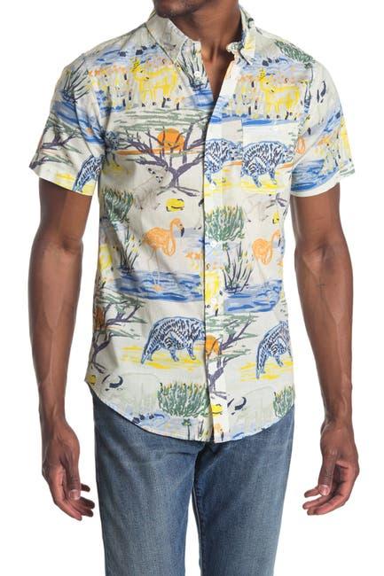 Image of Ezekiel Pride Rock Short Sleeve Shirt