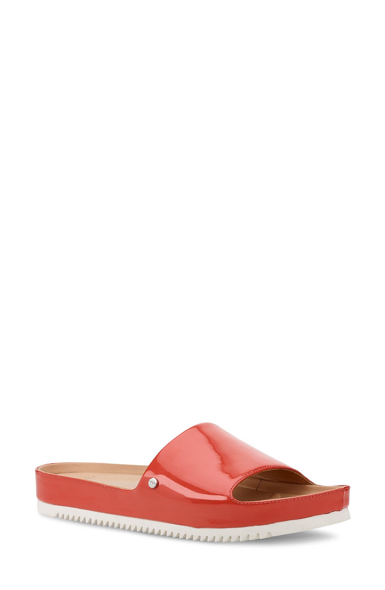 UGG® Jane Platform Slide Sandal (Women)