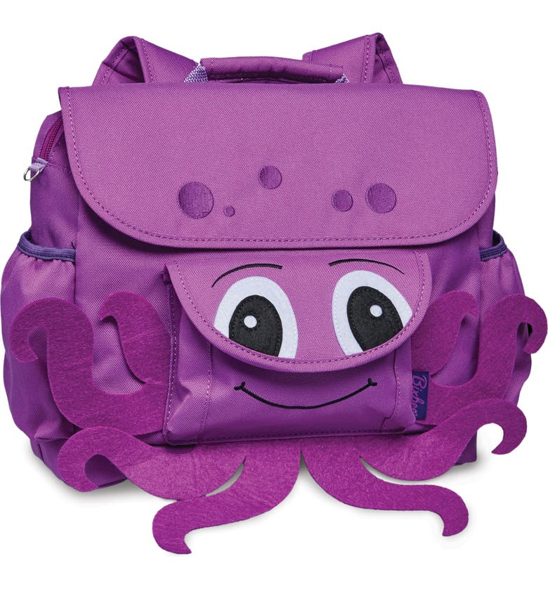 BIXBEE Animal Pack – Octopus Backpack, Main, color, PINK