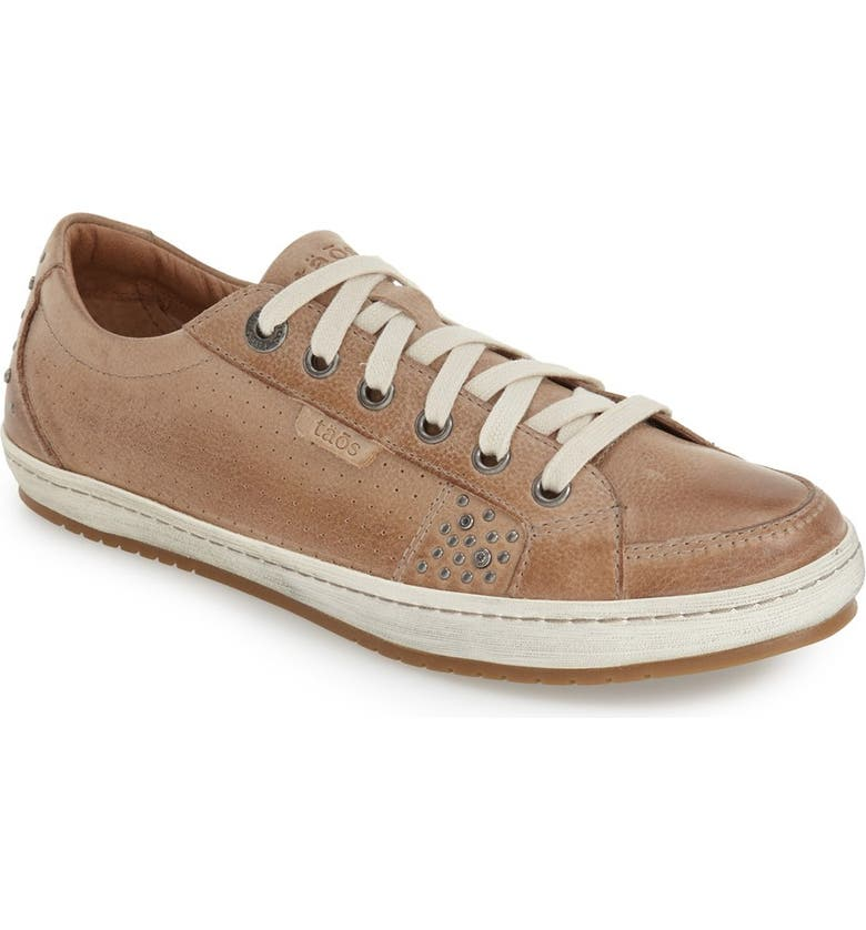 TAOS 'Freedom' Sneaker, Main, color, STONE LEATHER
