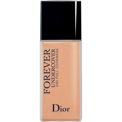 Dior Diorskin Forever Undercover 24-Hour Full Coverage Liquid Foundation - 040 Honey Beige