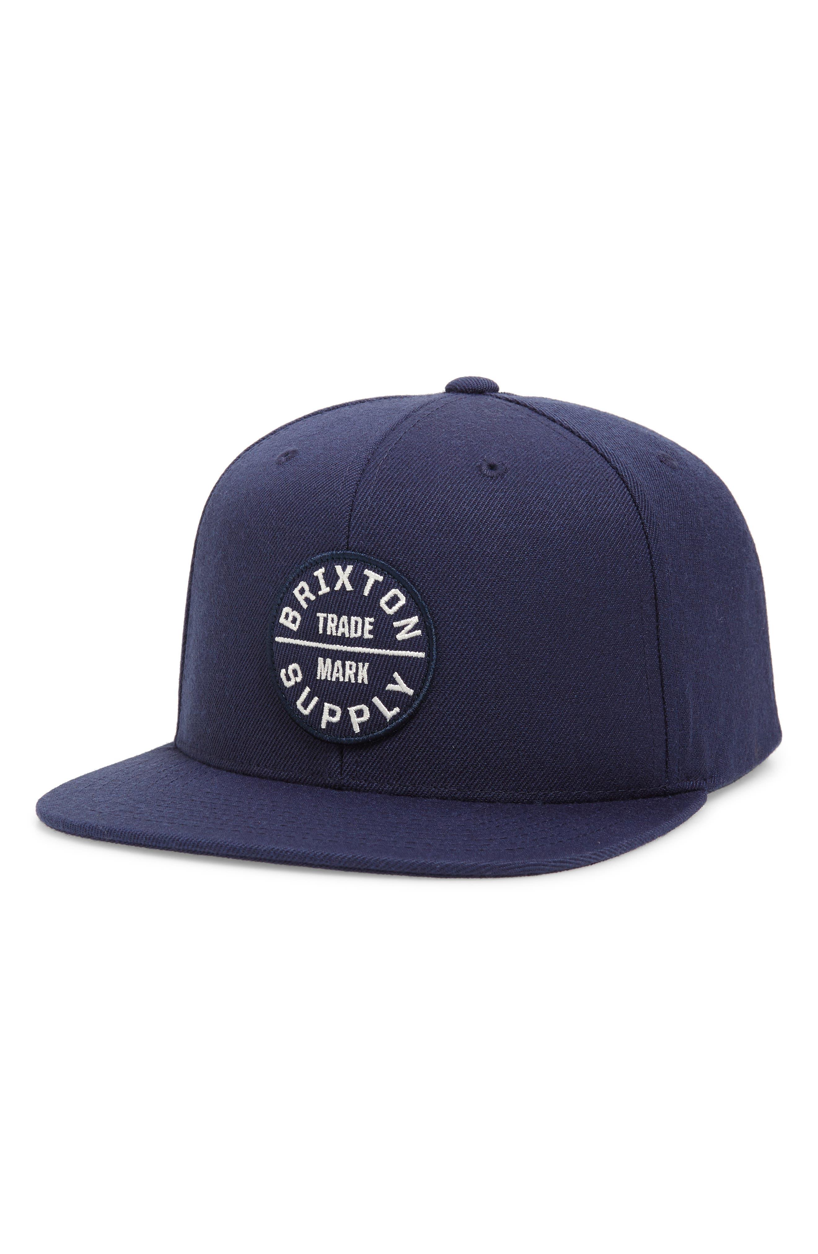 BRIXTON Unisex/_Adult Oath Iii Baseball Cap