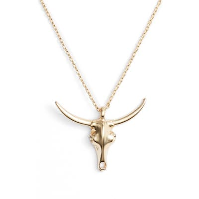 Uncommon James Fighter Pendant Necklace