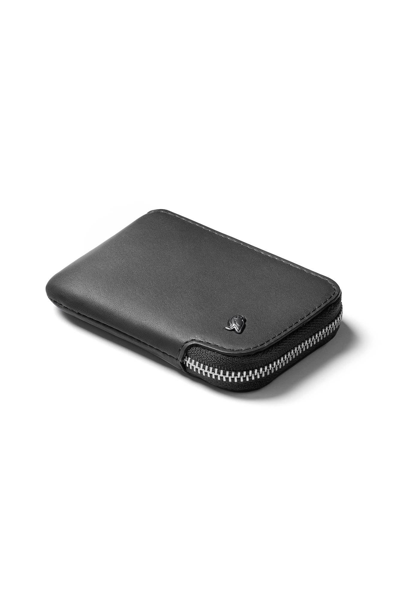 Leather Card Pocket