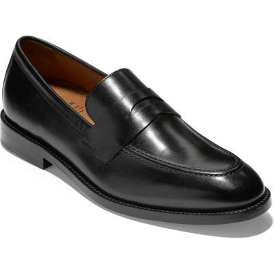 Cole Haan American Classics Kneeland Penny Loafer, Black