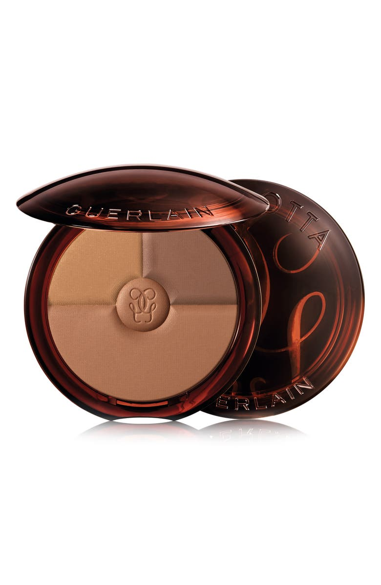 GUERLAIN Terracotta Sun Trio Bronzing Powder Compact, Main, color, DEEP