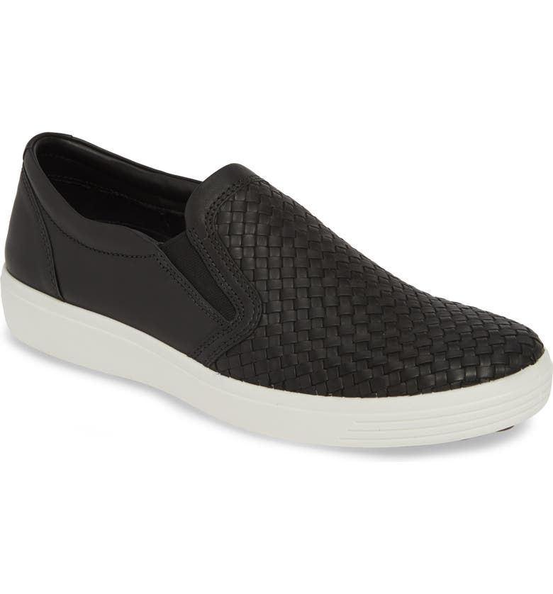 660685553e Soft 7 Plaited Slip-On Sneaker