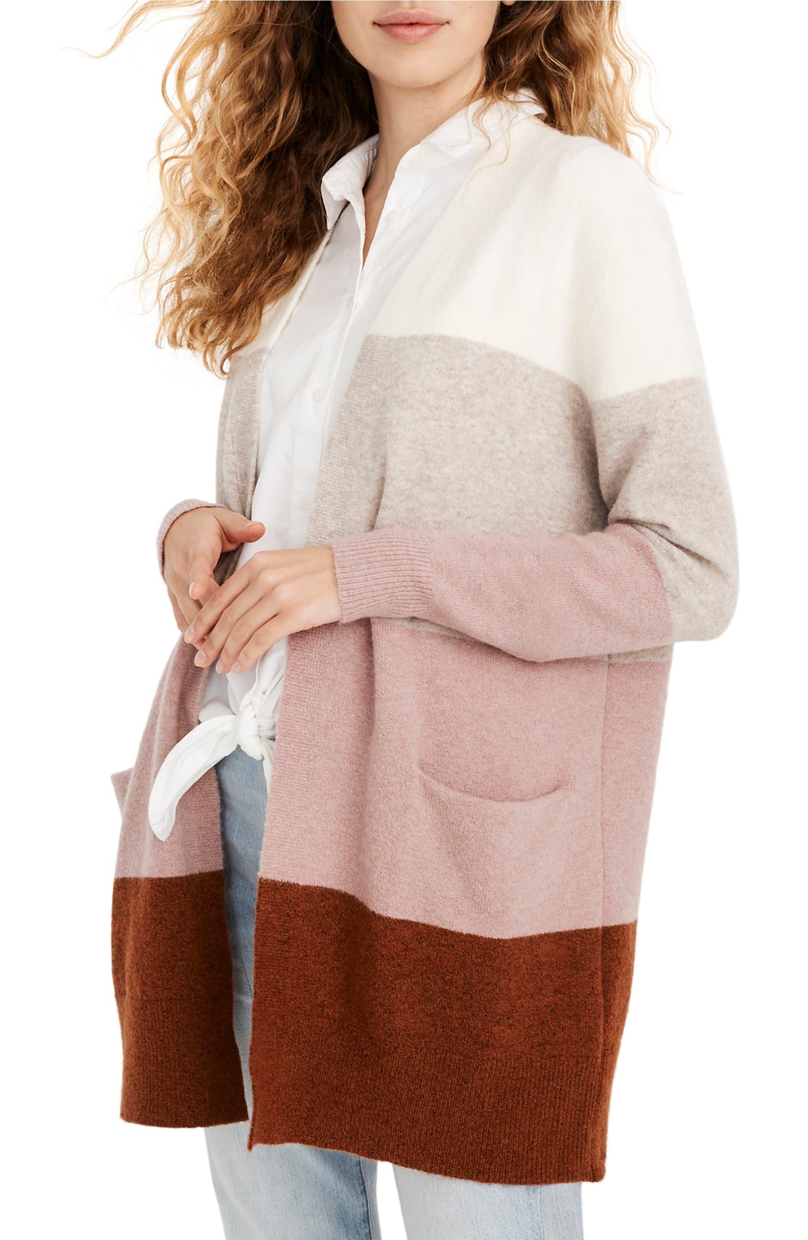e11a96de Ryder Stripe Cardigan Sweater