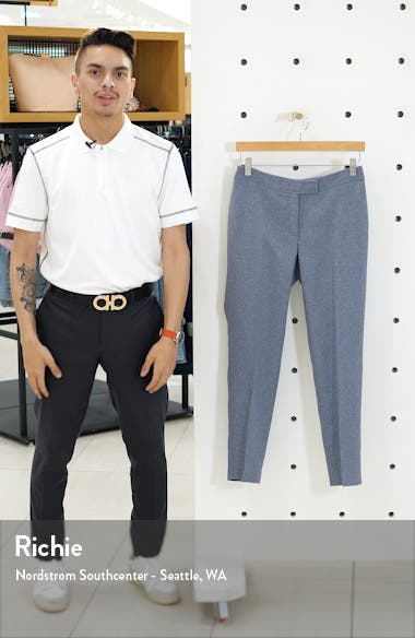 Crop Heather Twill Pants, sales video thumbnail
