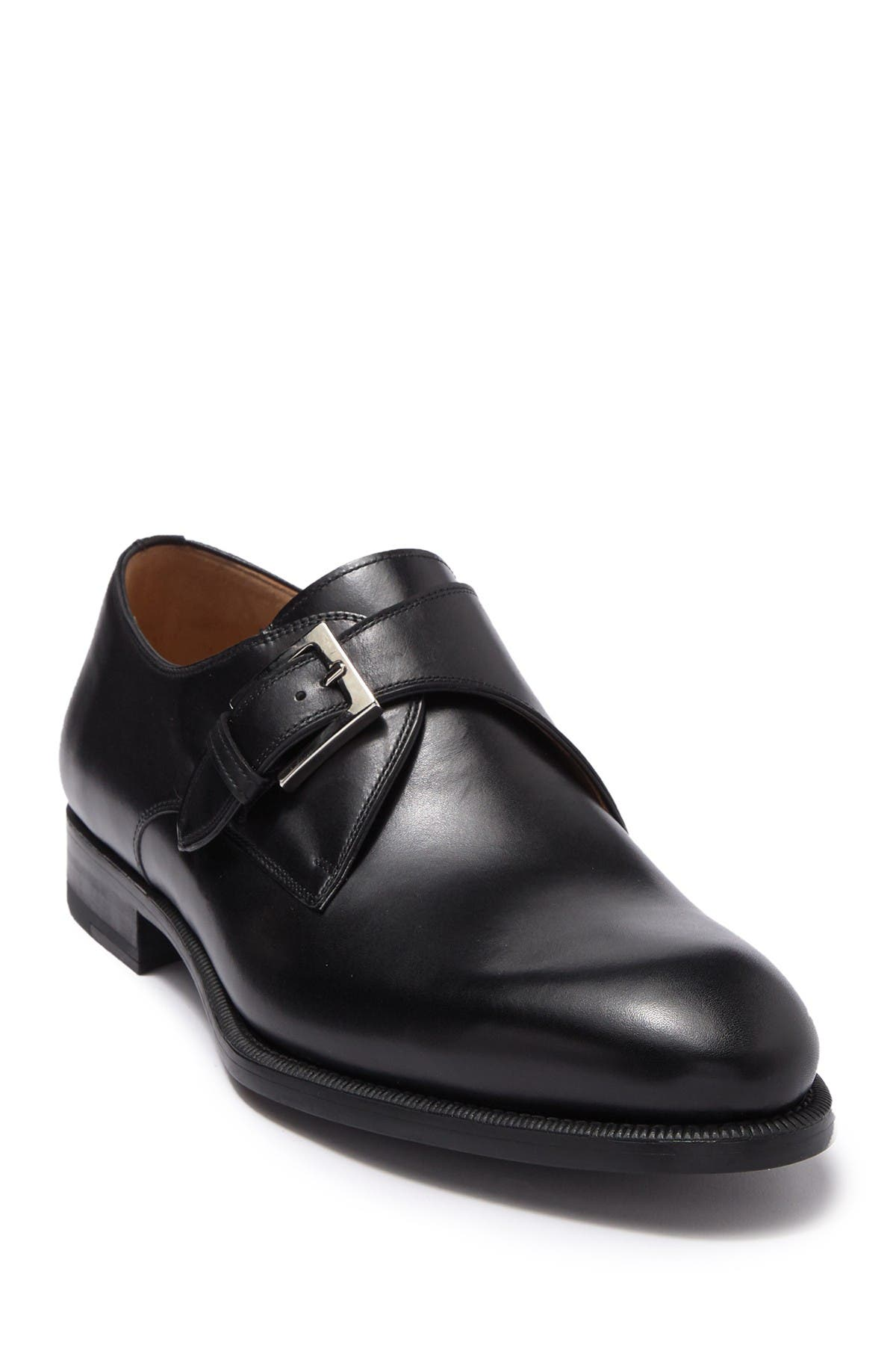 magnanni black shoes