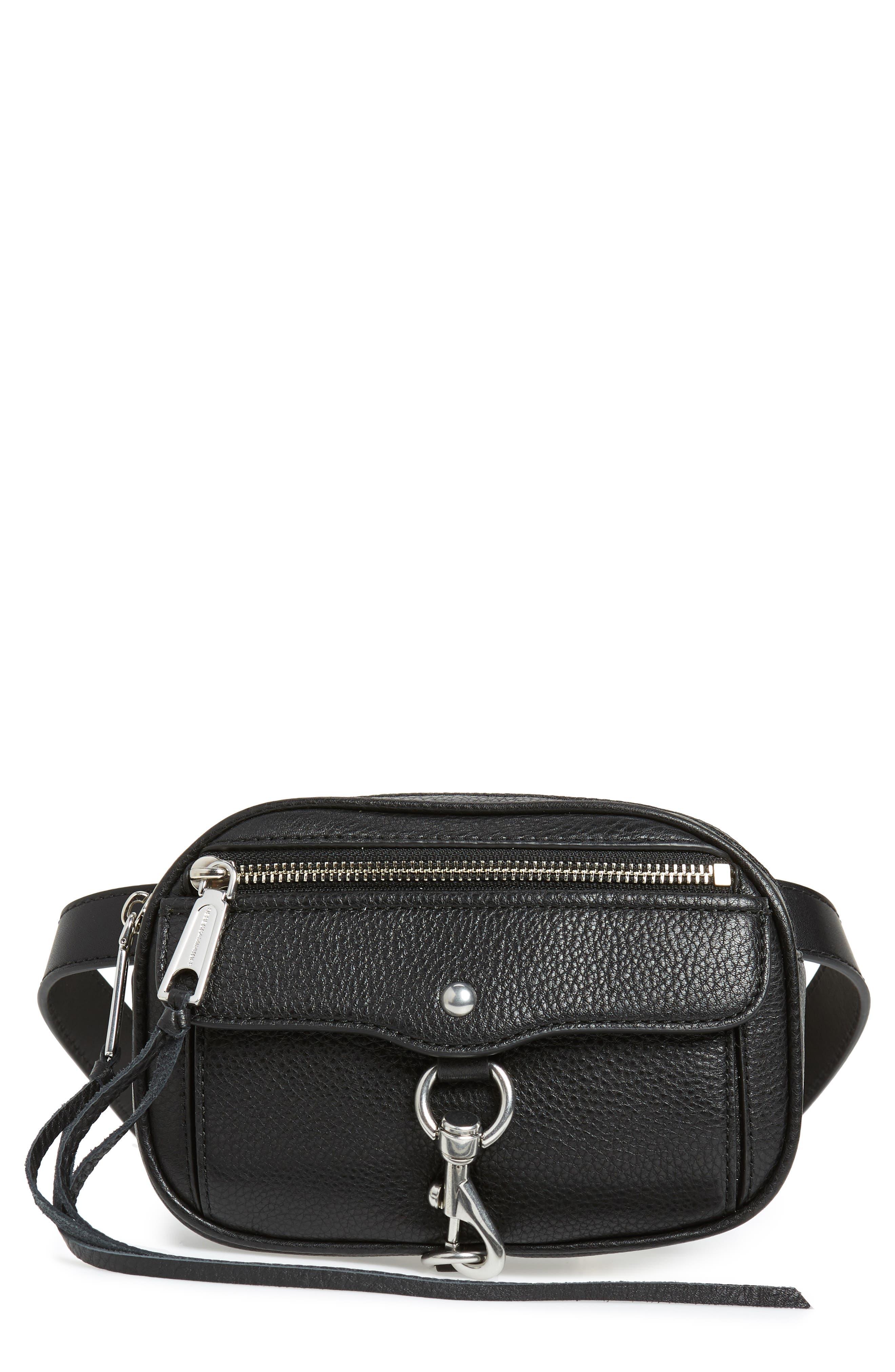 Image of Rebecca Minkoff Blythe Leather Belt Bag