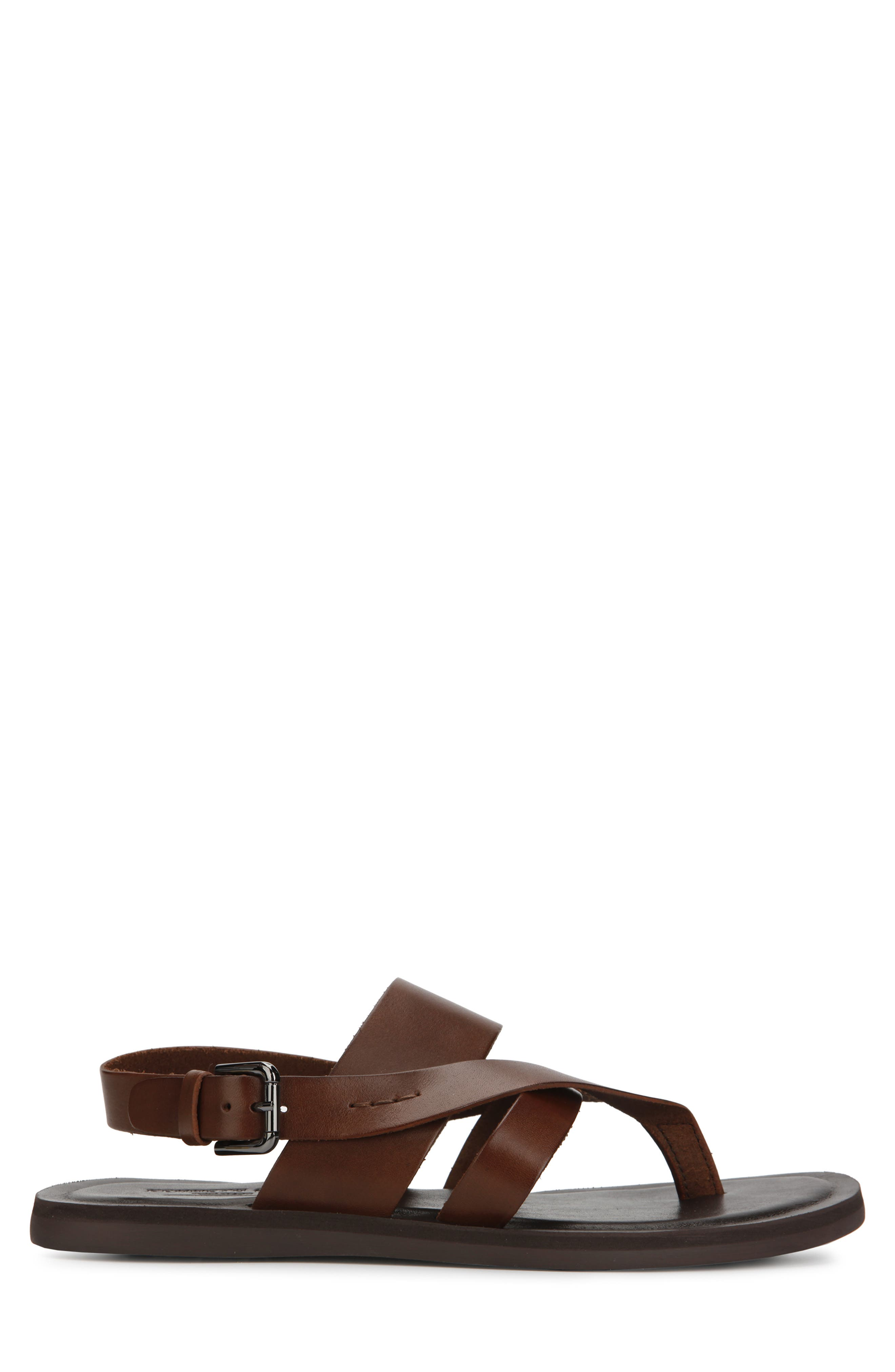 ,                             Ideal Sandal,                             Alternate thumbnail 2, color,                             BROWN LEATHER