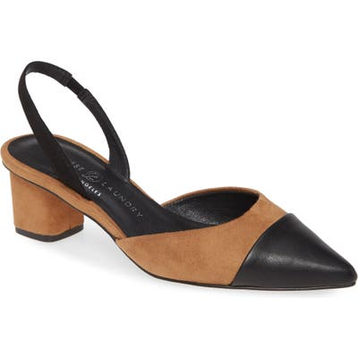 Chinese Laundry Cabella Slingback Pump, Brown