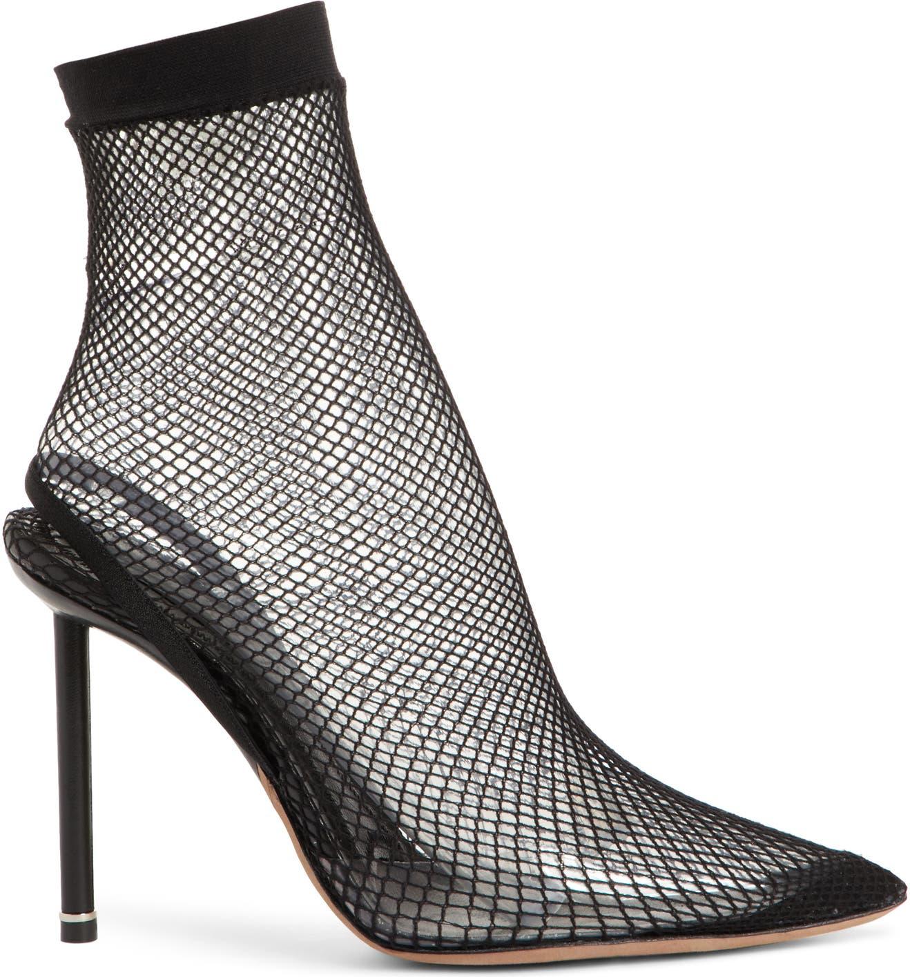 81b488164d Alexander Wang Caden Pointy Toe Sock Pump (Women) | Nordstrom