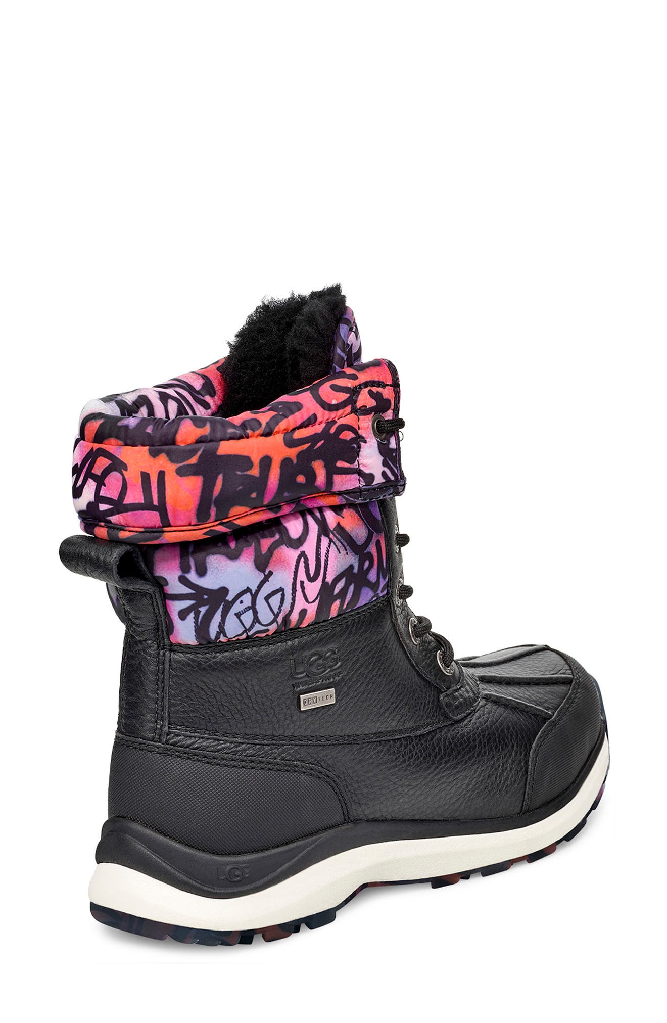 UGG Adirondack III Graffiti Waterproof Boot