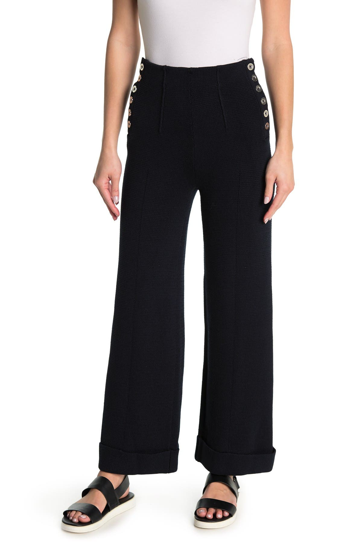 Image of 3.1 PHILLIP LIM Knit Sailor Pants