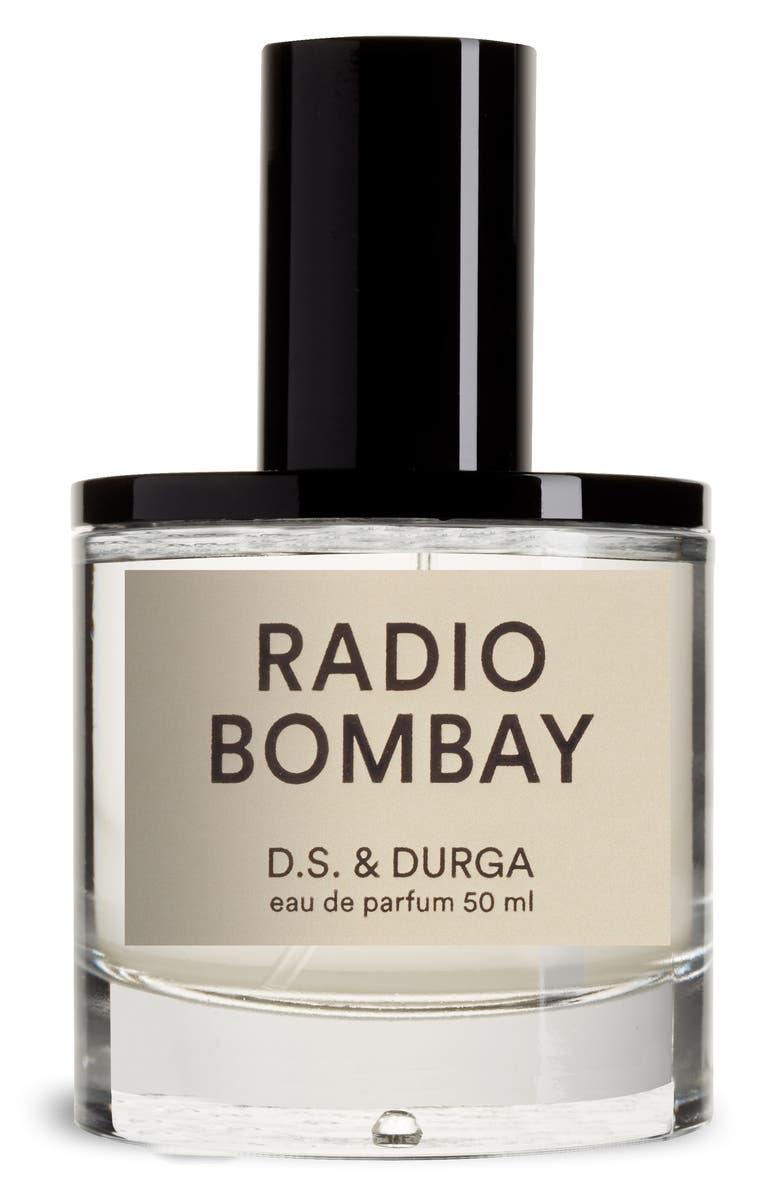 D.S. & DURGA Radio Bombay Eau de Parfum, Main, color, WHITE