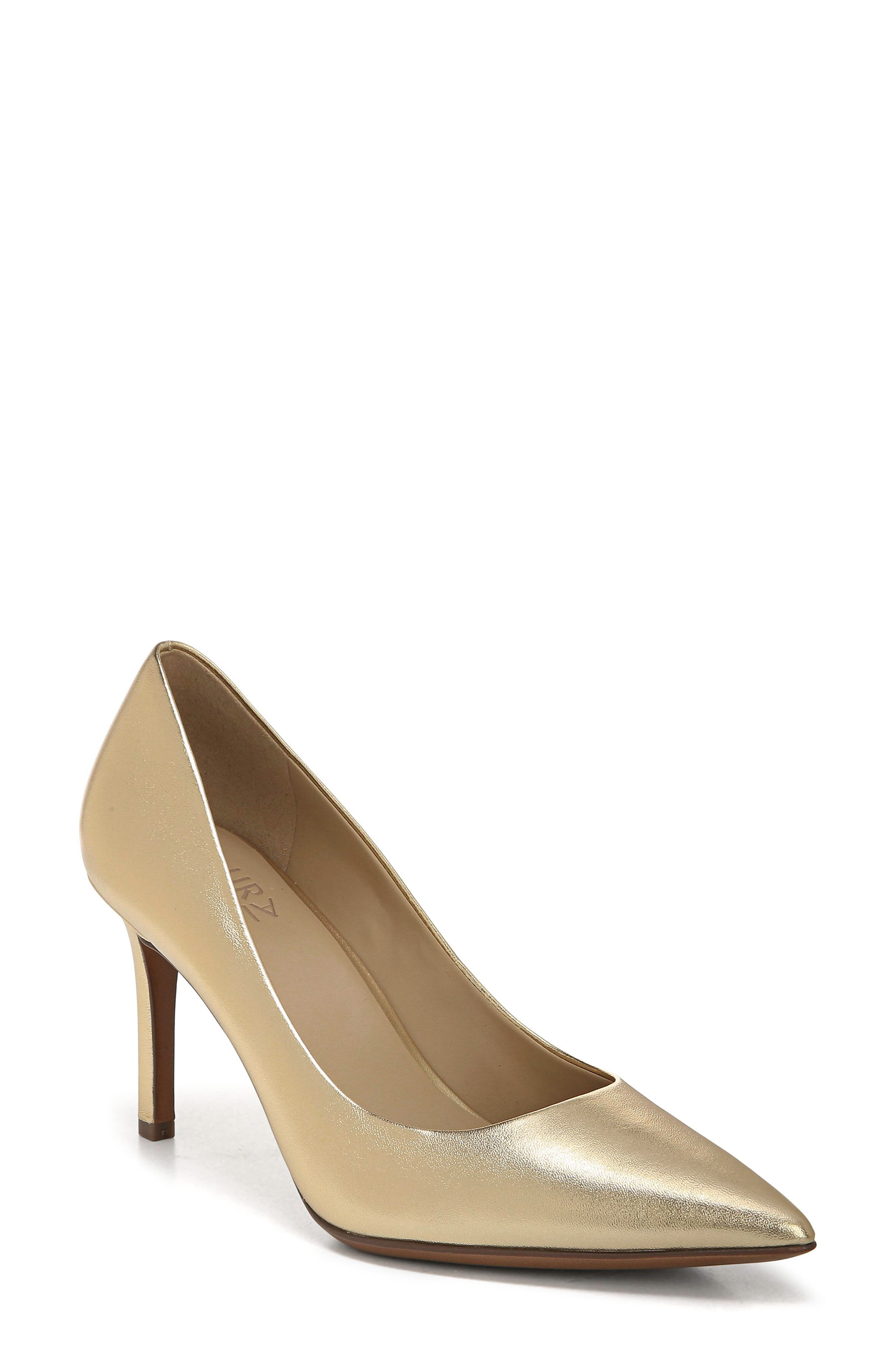 Naturalizer Anna Pump, Metallic