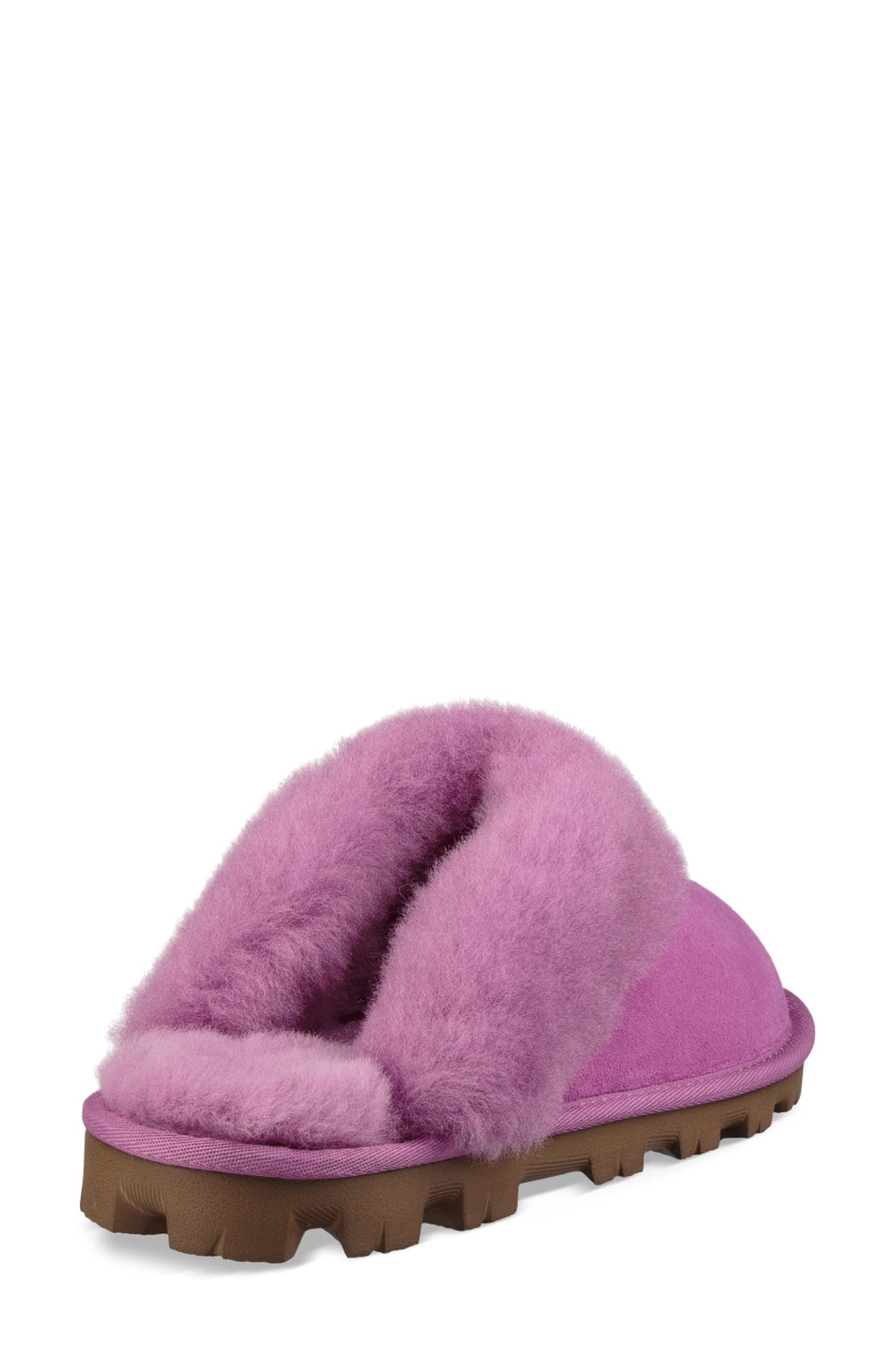 ,                             Genuine Shearling Slipper,                             Alternate thumbnail 36, color,                             528