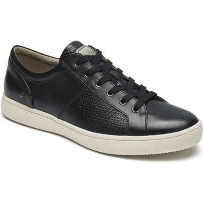 Rockport City Lites Collection Lace-Up Sneaker- Black