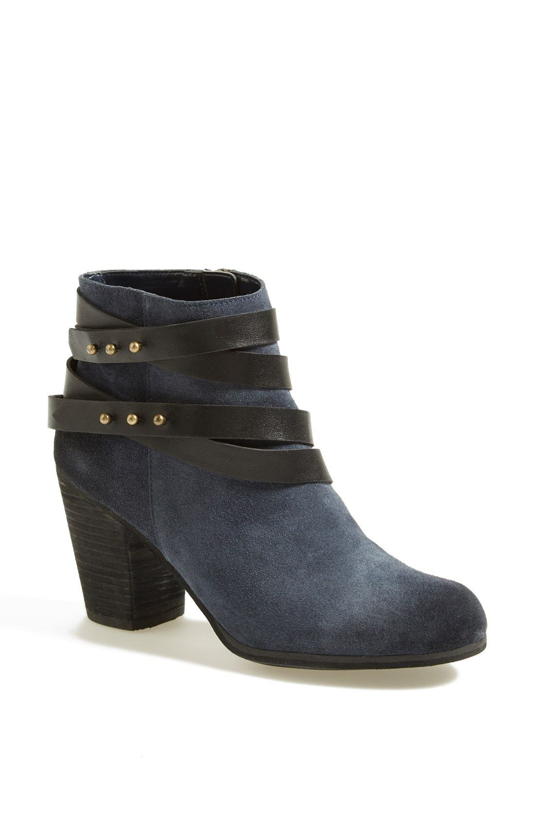 ,                             'Train' Wrap Belted Bootie,                             Main thumbnail 33, color,                             428