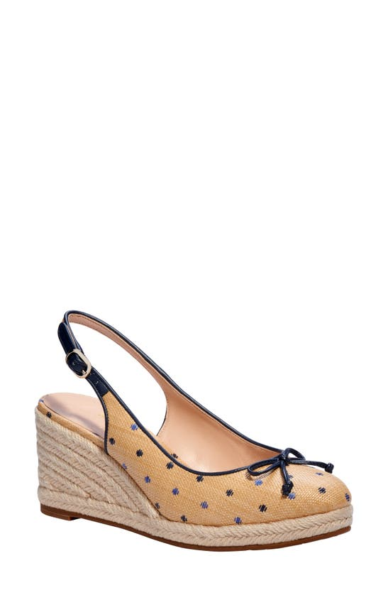 KATE SPADE Wedges PANAMA NIGHTS ESPADRILLE WEDGE
