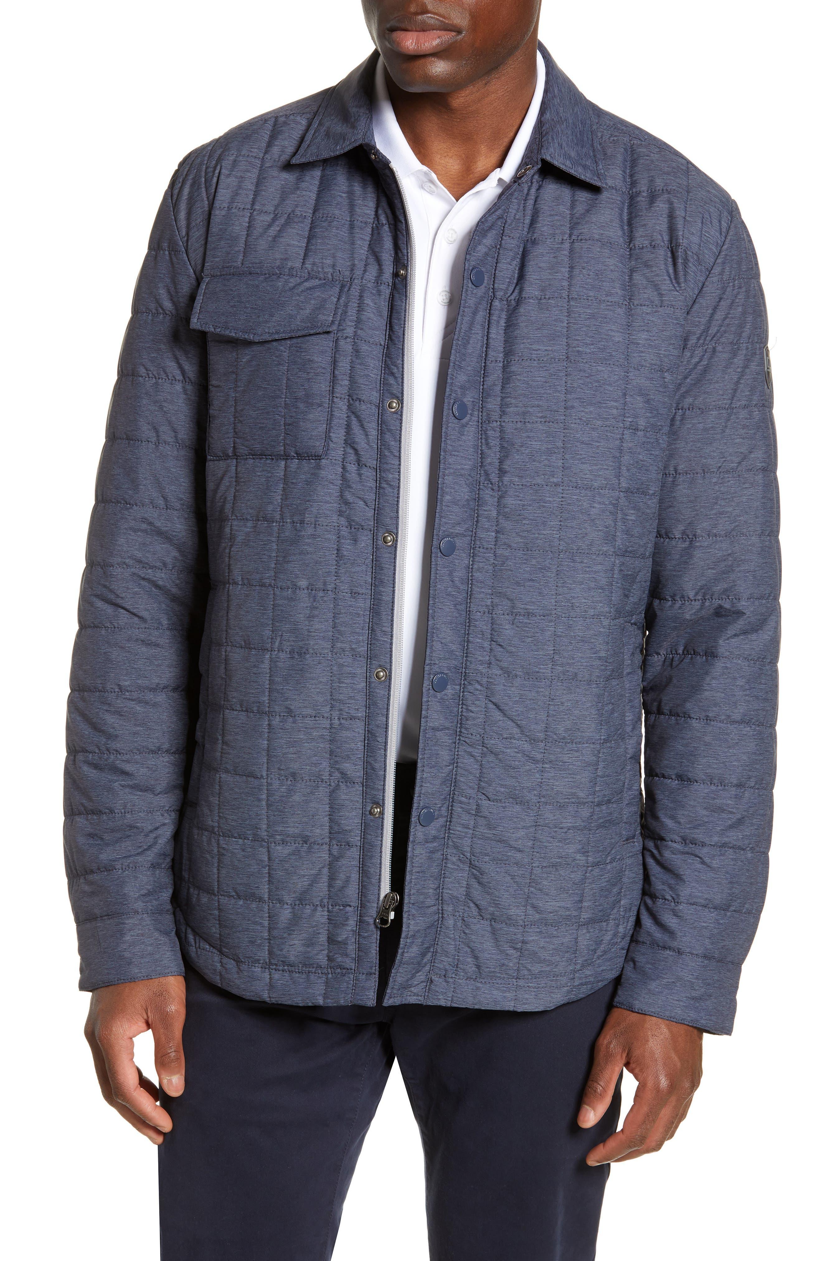 Rainier Primaloft Insulated Shirt Jacket