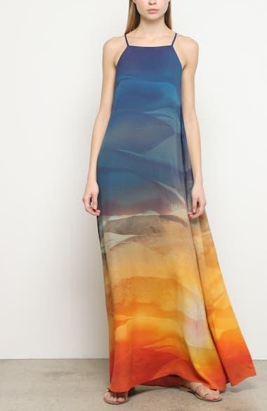 Leonissa Print Maxi Dress, video thumbnail