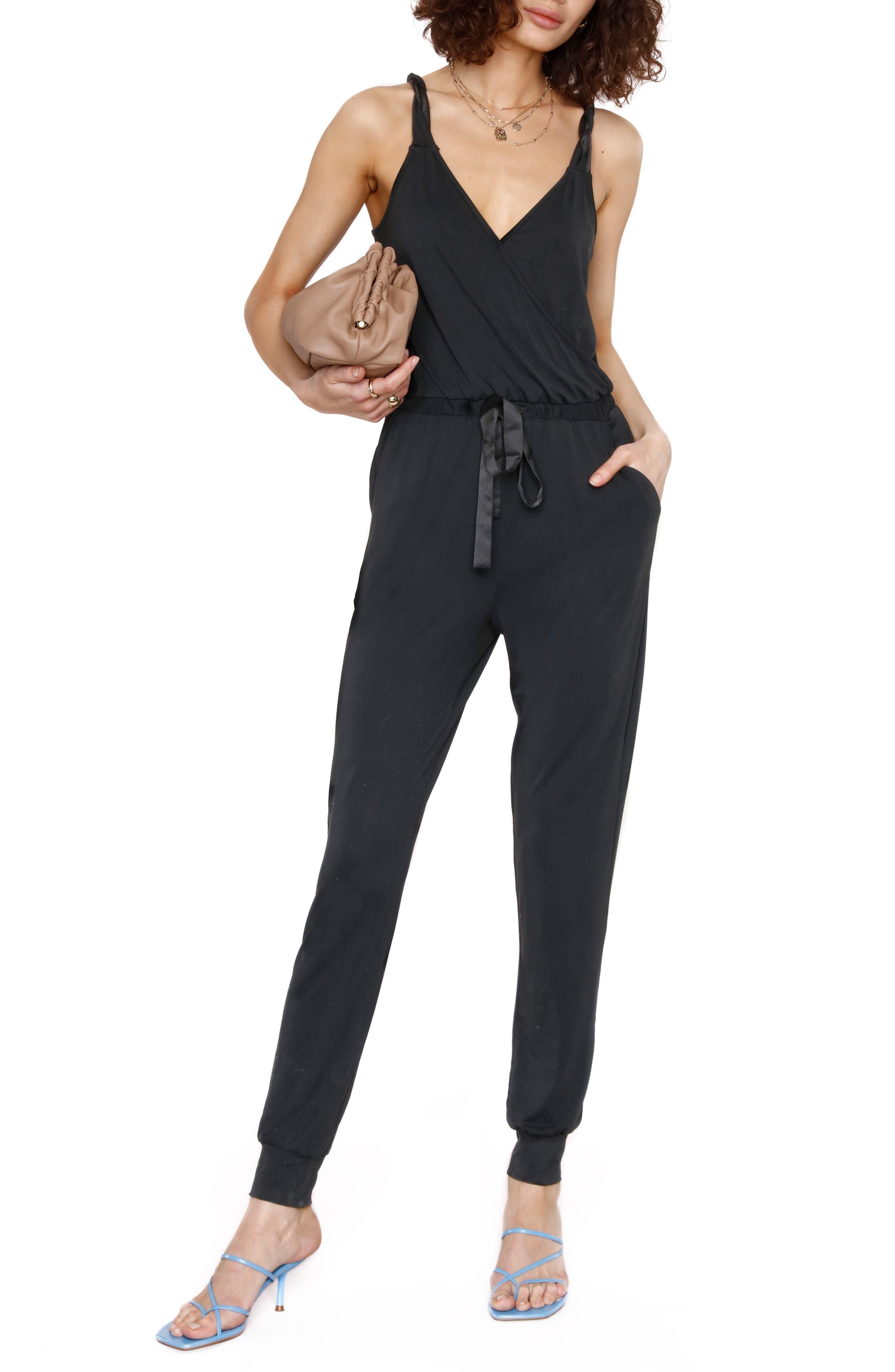 Sherry Sleeveless Jumpsuit