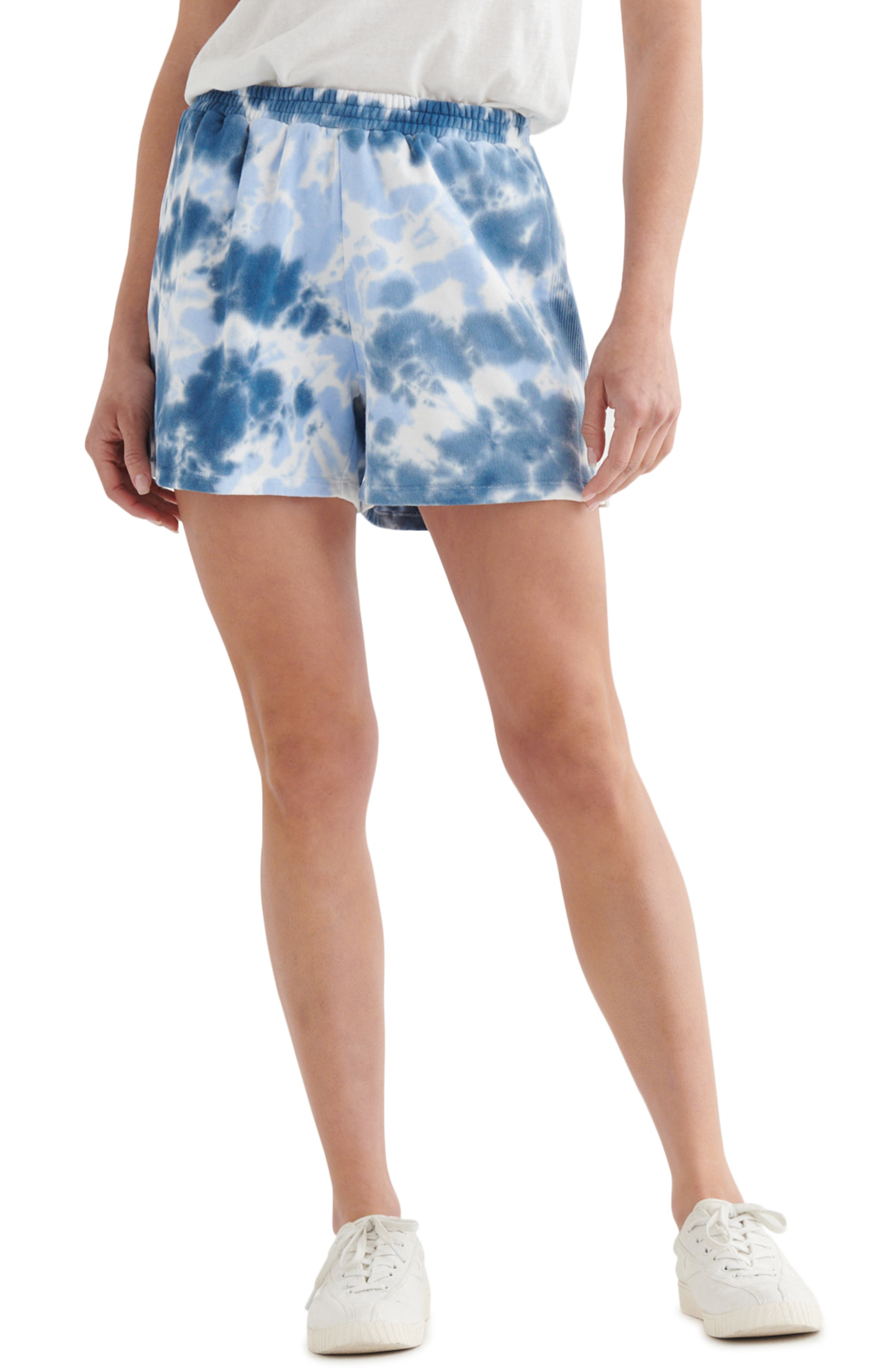 Chill At Home Cotton Fleece Shorts