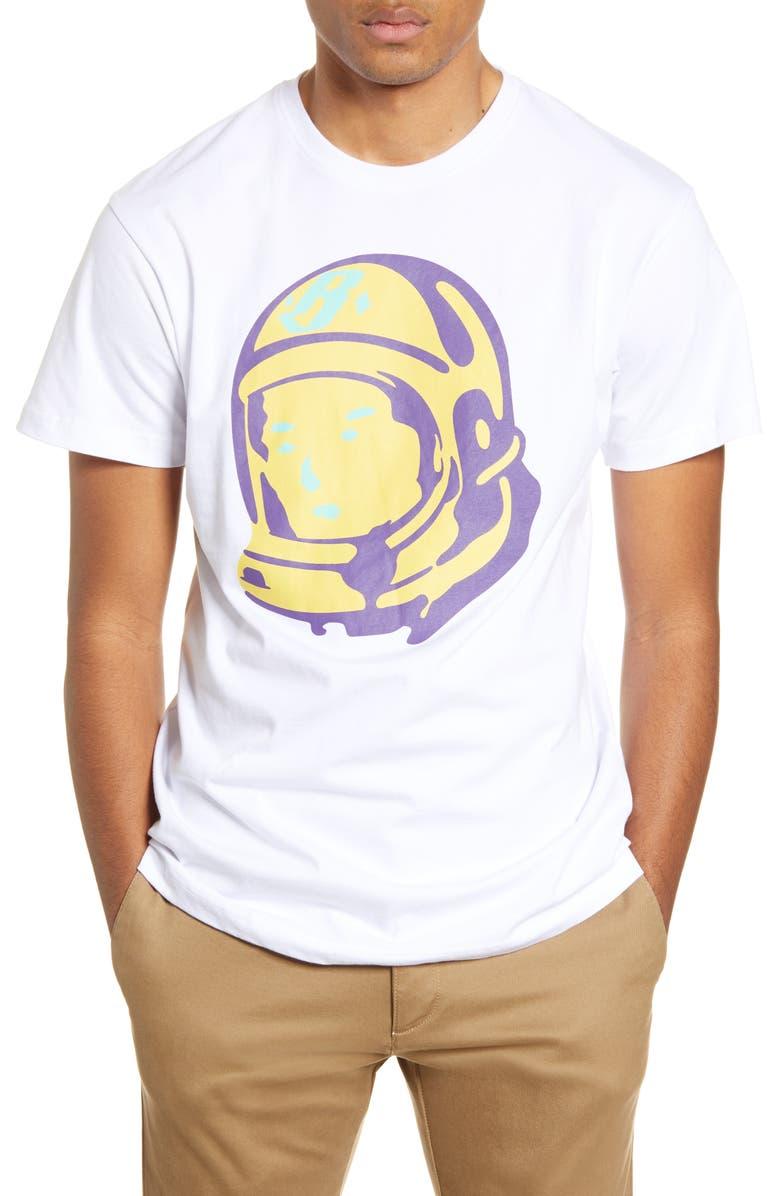 BILLIONAIRE BOYS CLUB Aurora Astronaut Graphic Tee, Main, color, 600