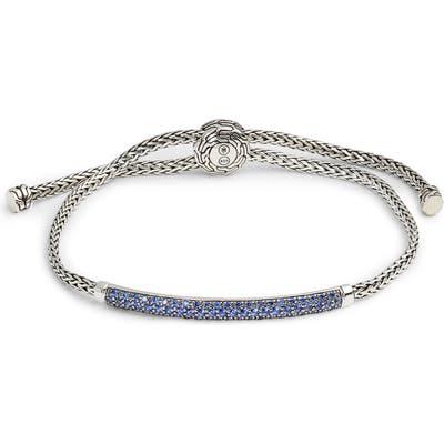 John Hardy Classic Chain Pull Through Bracelet