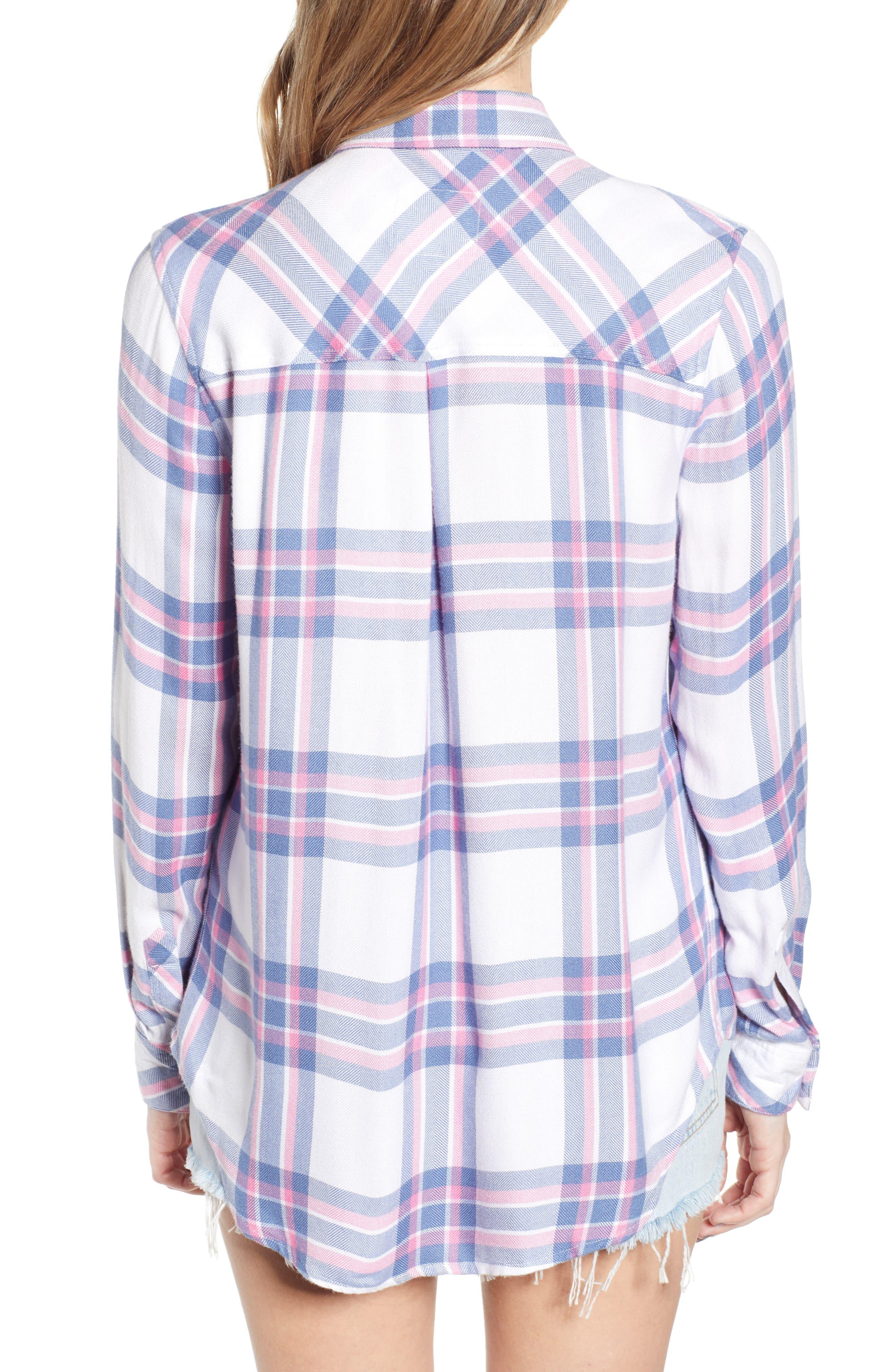 ,                             Hunter Plaid Shirt,                             Alternate thumbnail 74, color,                             114