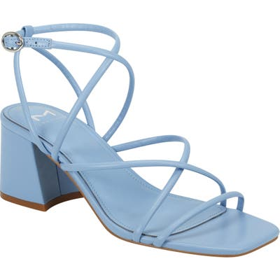 Marc Fisher Ltd Nakita Sandal, Blue