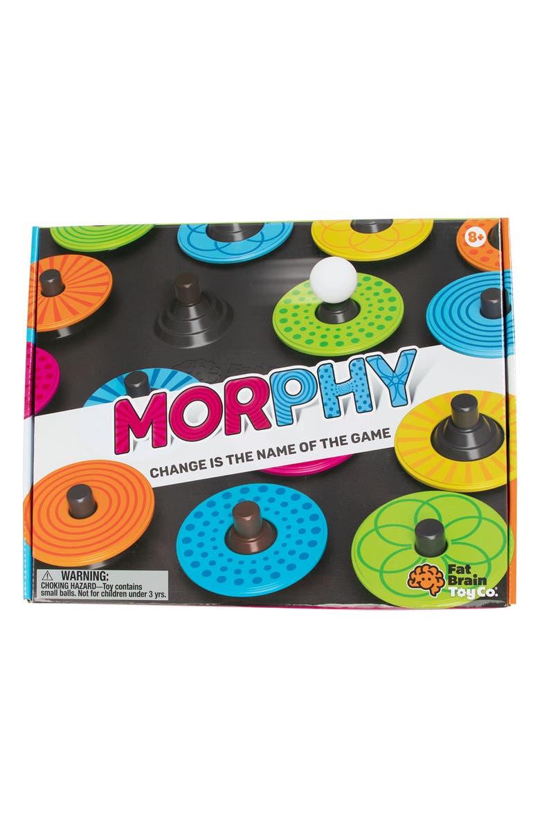 FAT BRAIN TOYS Fat Brain Morphy Brain Teaser Game, Main, color, BLACK
