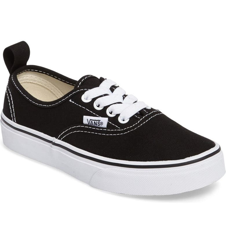 VANS Authentic Sneaker, Main, color, BLACK/ TRUE WHITE