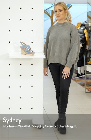 Layne Espadrille Wedge Sandal, sales video thumbnail
