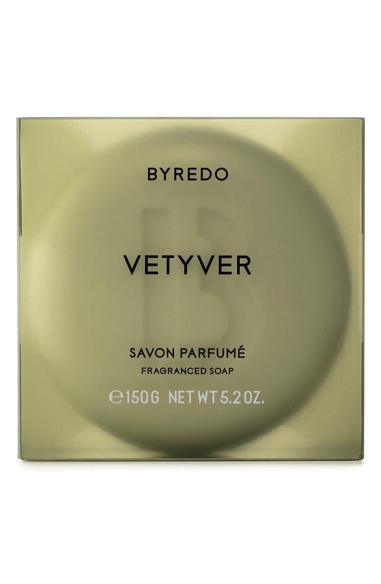 BYREDO Vetyver Soap Bar, Main, color, NO COLOR