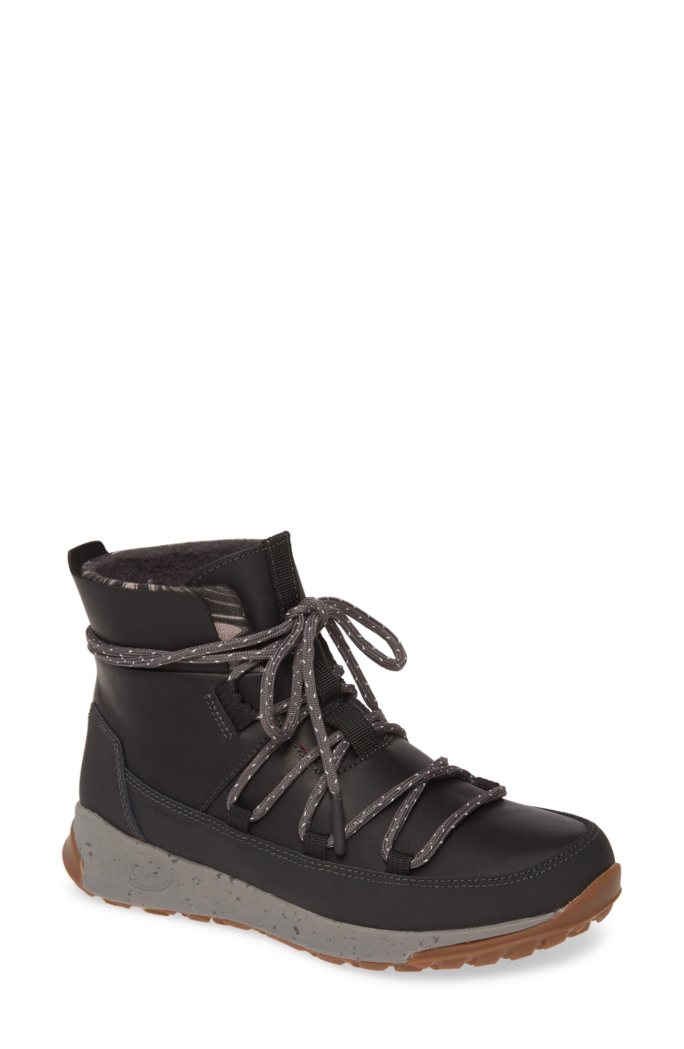 Borealis Peak Waterproof Lace-Up Boot