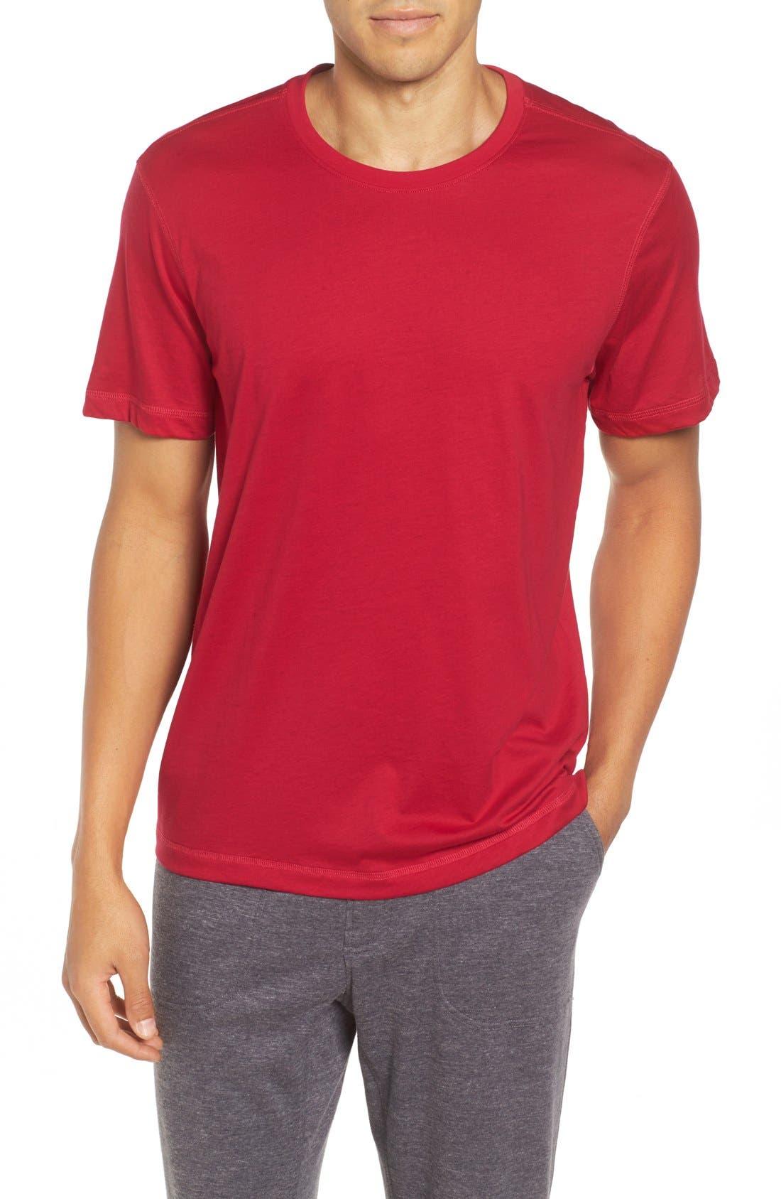Image of Daniel Buchler Peruvian Pima Cotton T-Shirt