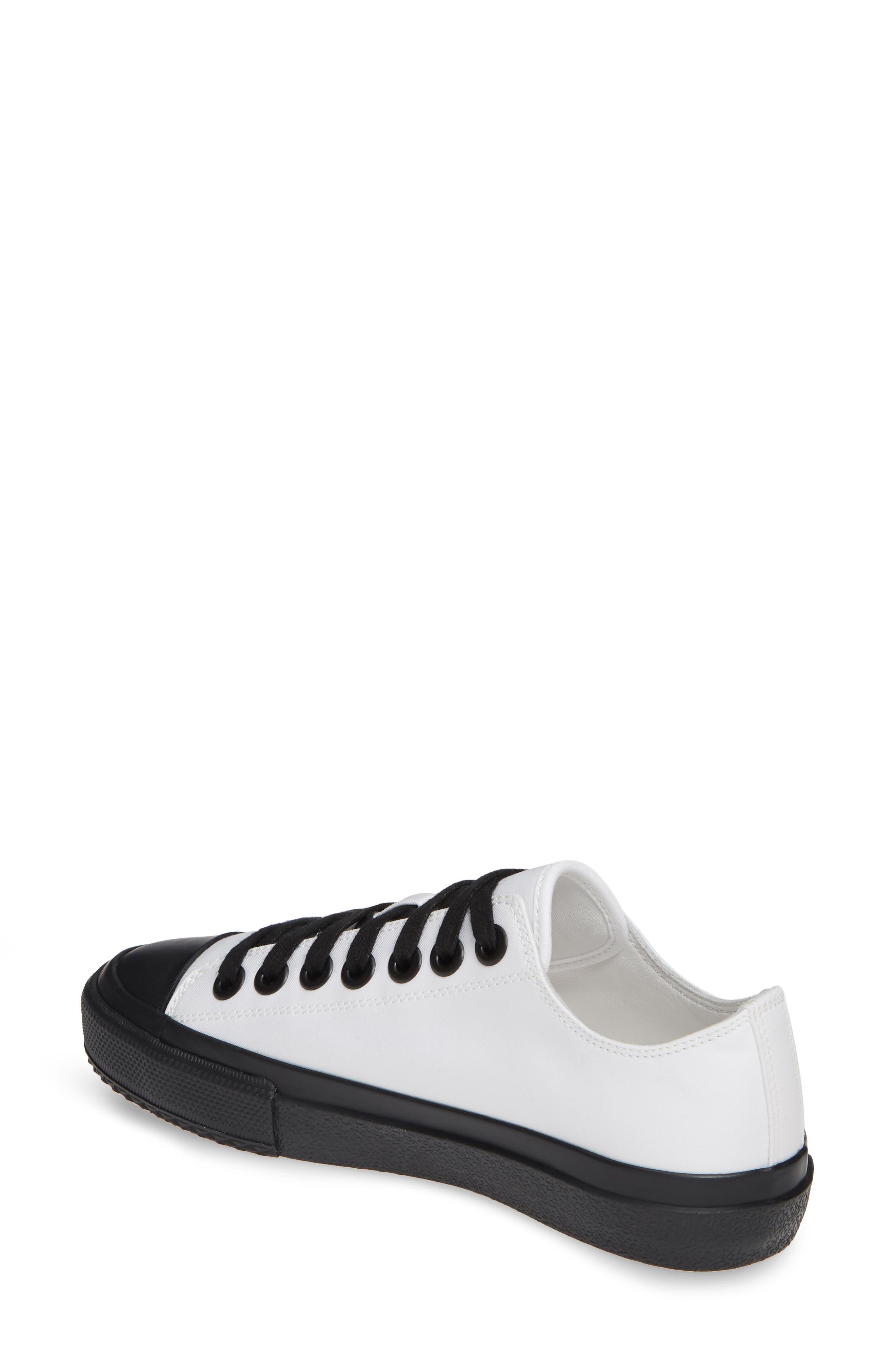 ,                             Larkhall Graphic Logo Sneaker,                             Alternate thumbnail 2, color,                             WHITE/ BLACK