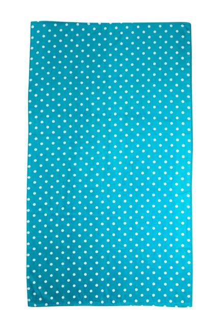 Image of Apollo Towels Polka Dot Beach Towel - Multi