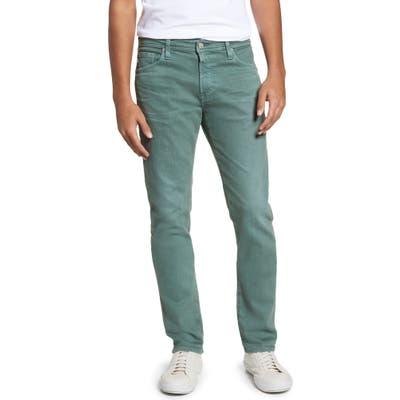 Ag Tellis Slim Fit Jeans Green