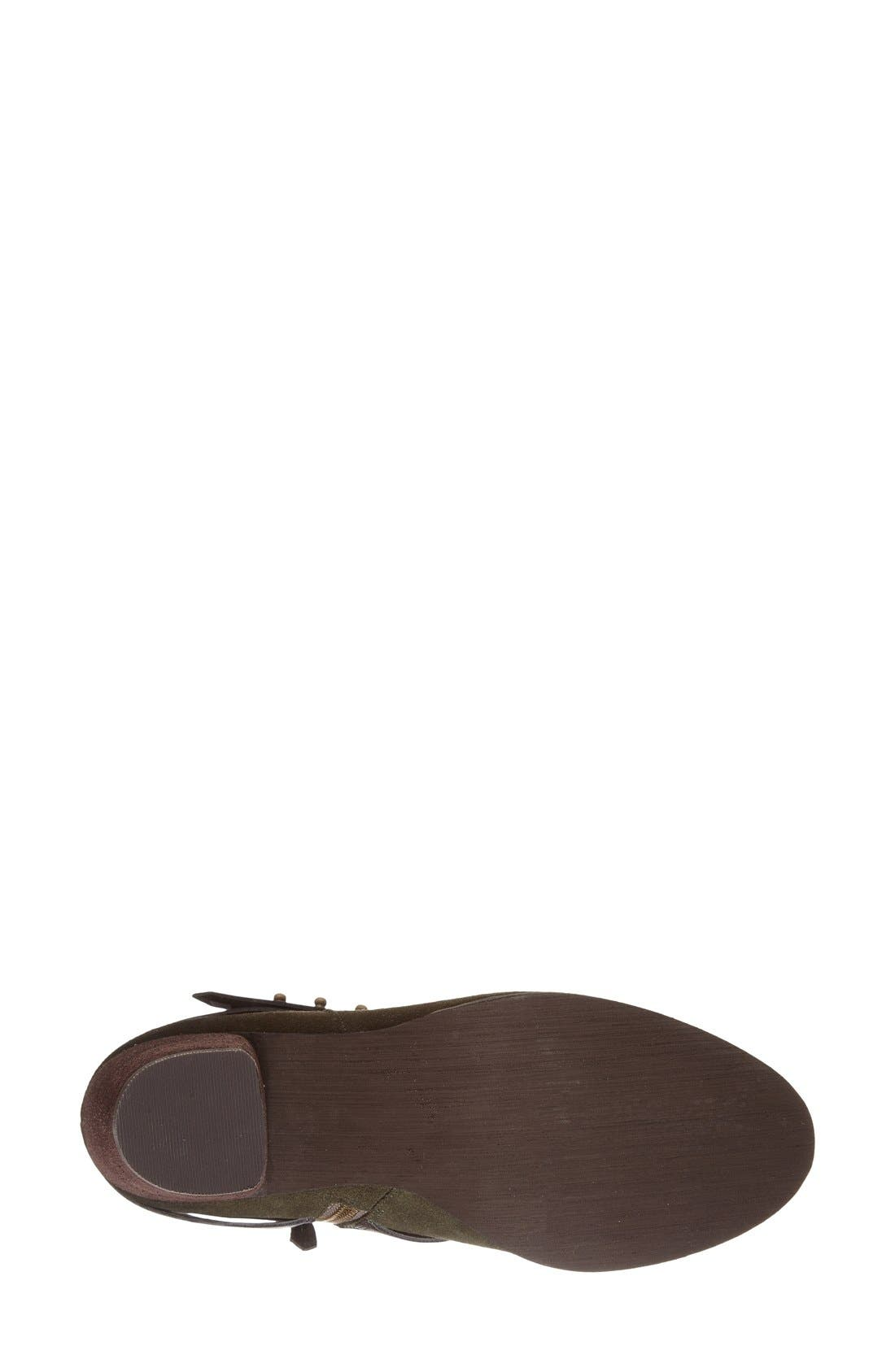 ,                             'Train' Wrap Belted Bootie,                             Alternate thumbnail 29, color,                             360