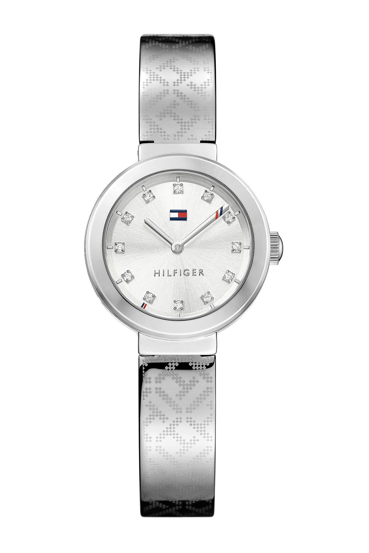 Image of Tommy Hilfiger Women's Rose Stainless Steel Watch, 28mm