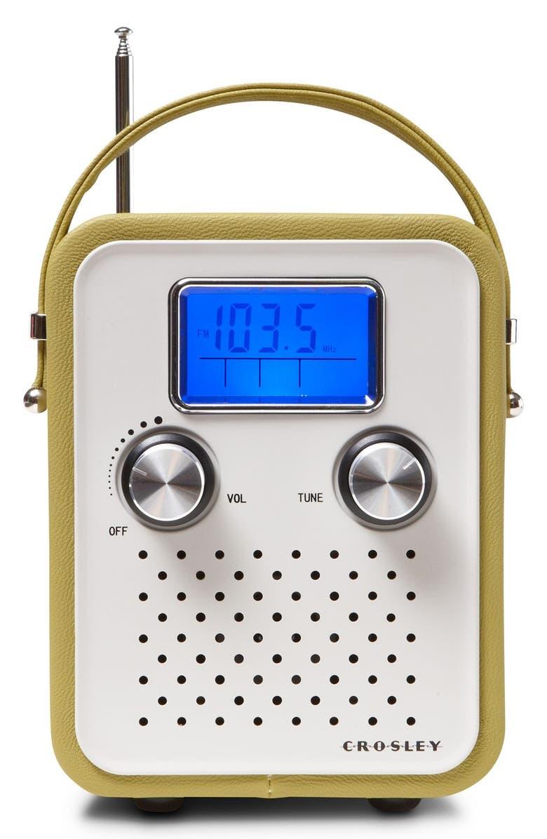 CROSLEY RADIO 'Songbird' Radio, Main, color, 300