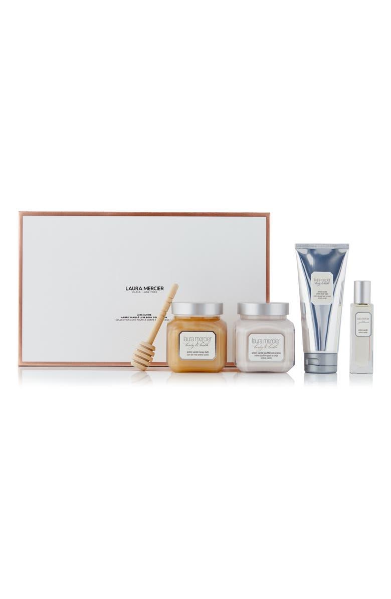 LAURA MERCIER Luxe Ambre Vanillé Skin Care Set, Main, color, NO COLOR