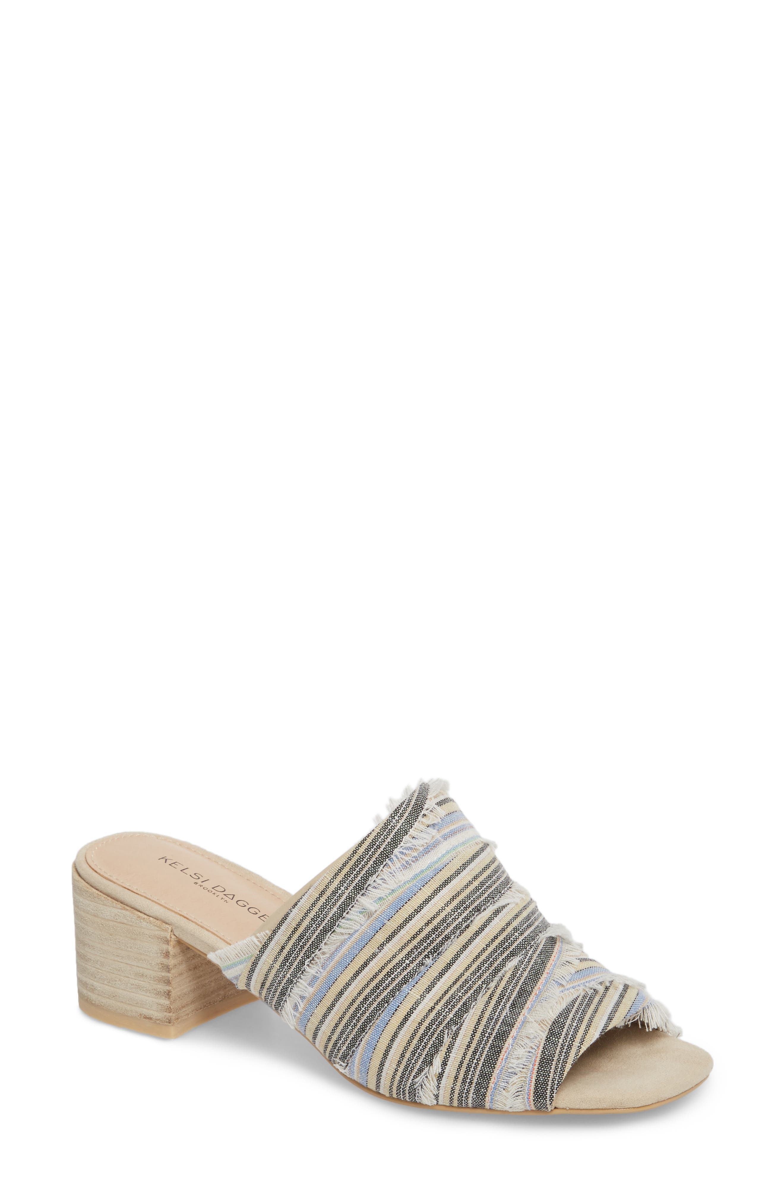 Image of Kelsi Dagger Brooklyn Seigel Slide Sandal