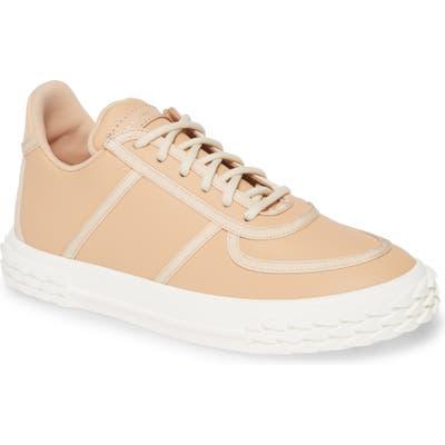 Giuseppe Zanotti Low Top Sneaker, Pink